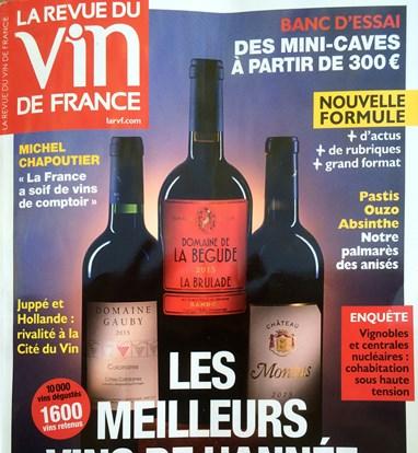 Revue des Vins de France - By Special spirits edition