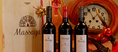 Massaya Christmas Packages