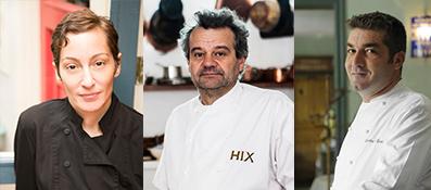 Three renowned chefs taking over Massaya's kitchen
