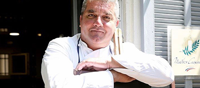Season's opening with Chef Daniel Hebet