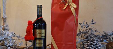 A Wine Welcome to the Festive Season