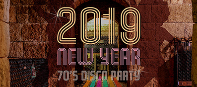 70s New Year's Eve Party
