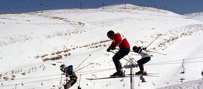 Make the most of your ski pass at Massaya